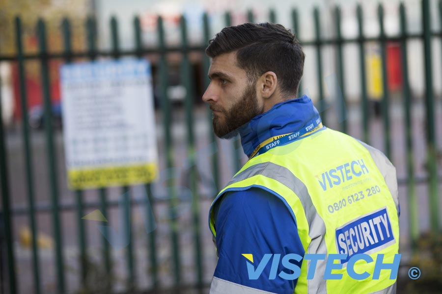 Vistech Training Security Guard